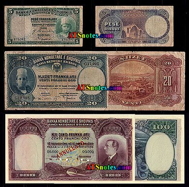 albanian banknotes Free shipping on many items shop from the world's largest selection and best deals for albanian banknotes shop with confidence on ebay.