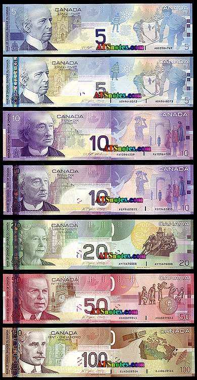 Canada banknotes canada paper money catalog and