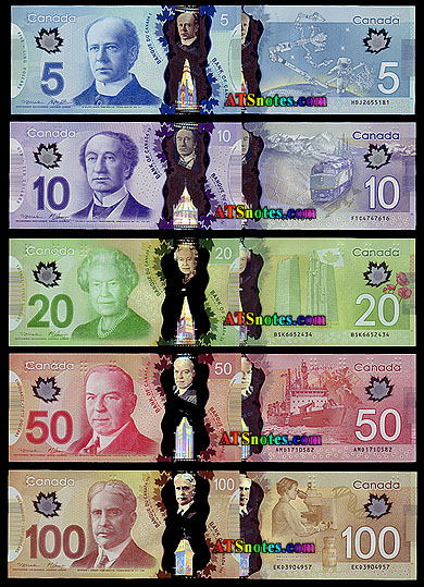 Canada Banknotes Canada Paper Money Catalog And Canadian