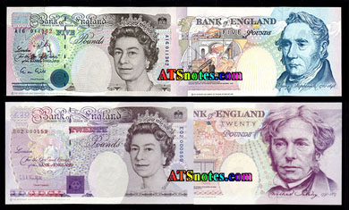 Great Britain Paper Money Catalog And
