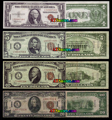 usa paper money auction buy usa currency usa bank party