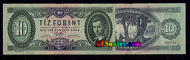 what is the unit of currency in hungary