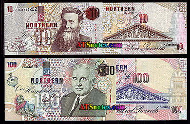 how to send money to northern ireland