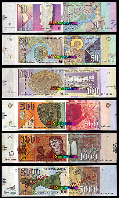 Exchange Rate History For Converting Canadian Dollar Cad To Macedonian Denar Mkd The Republic Of Macedonia Only Converts A Few