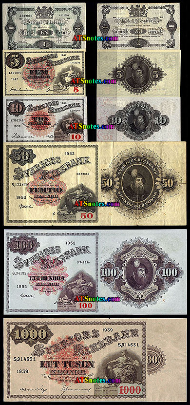 What Does Swedish Money Look Like
