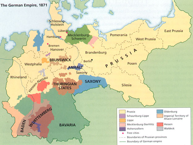 Map Of Germany 1900.Gersig Resources